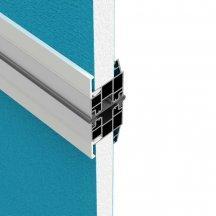 Izolowany panel warstwowy