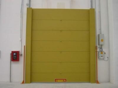 Drzwi i bramy przeciwpożarowe zdjęcie 6
